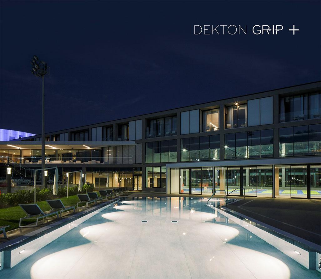 Image of Dekton Grip Dossier 3 in Køkkengulve - Cosentino
