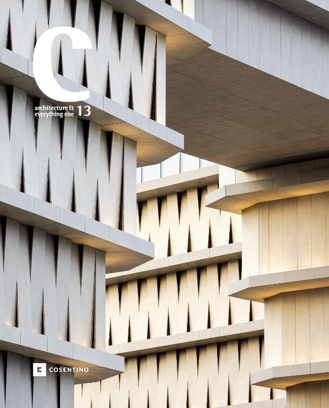 Image of c magazine 13 in C Magazine - Cosentino