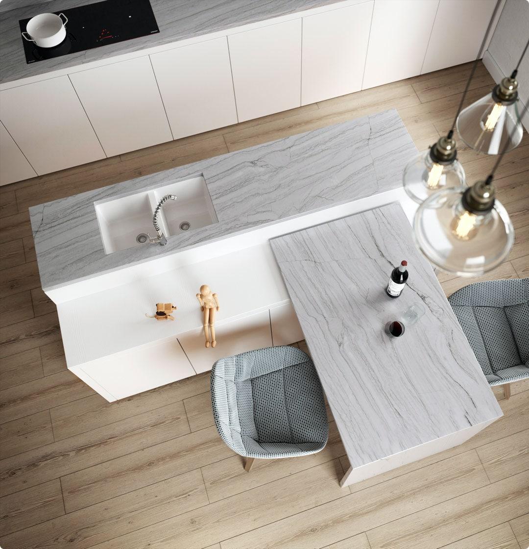 Image of 1 9 in Sensa   Worktops - Cosentino