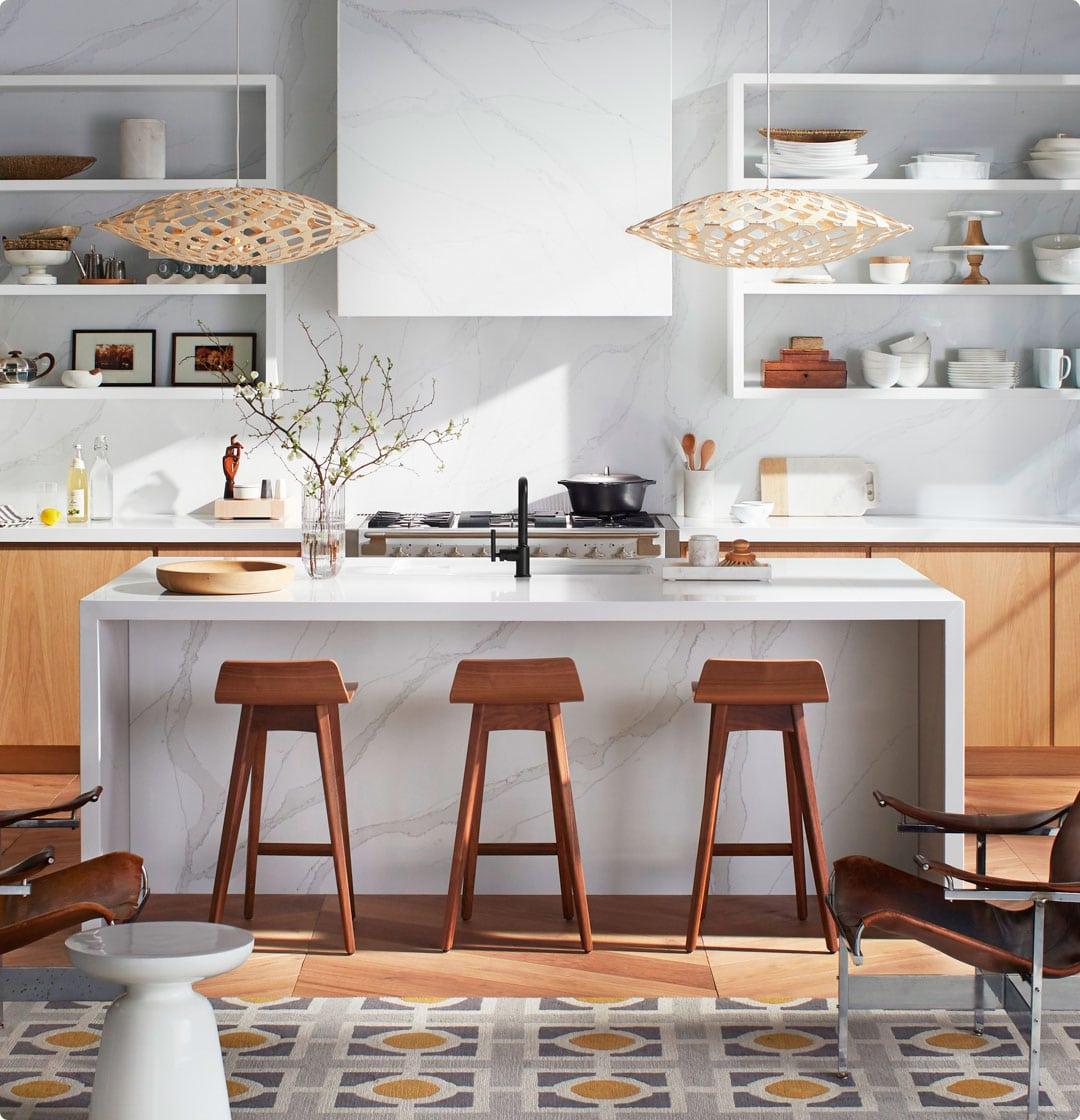 Image of 8 3 in Dekton   Kitchen countertops - Cosentino
