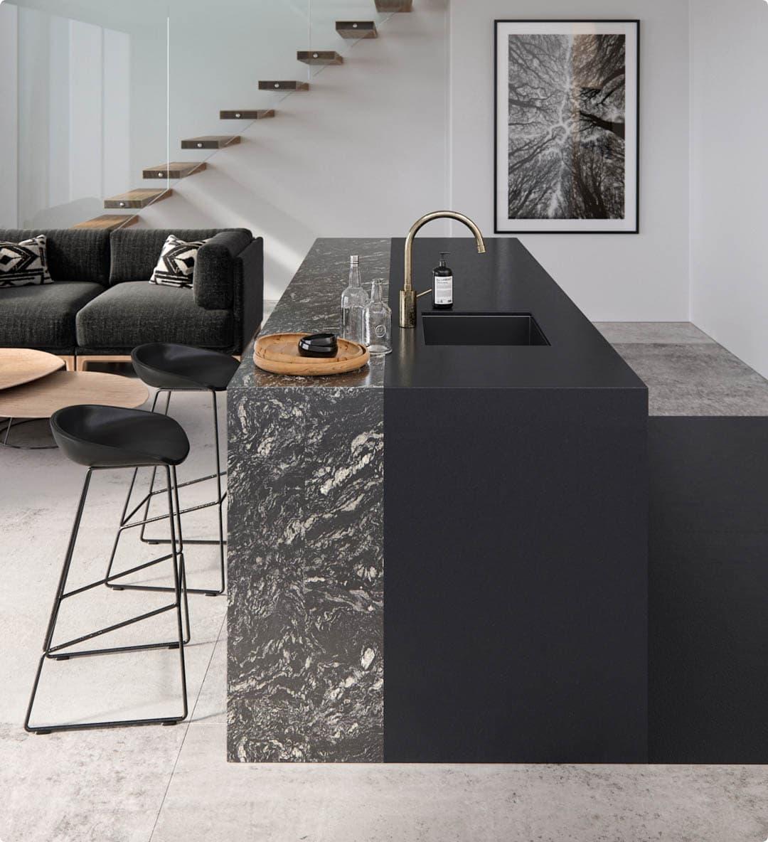 Image of sensa texturas copia in Sensa   Worktops - Cosentino