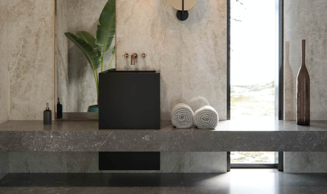 Image of card encimeras in Dekton   Bathroom Worktops - Cosentino