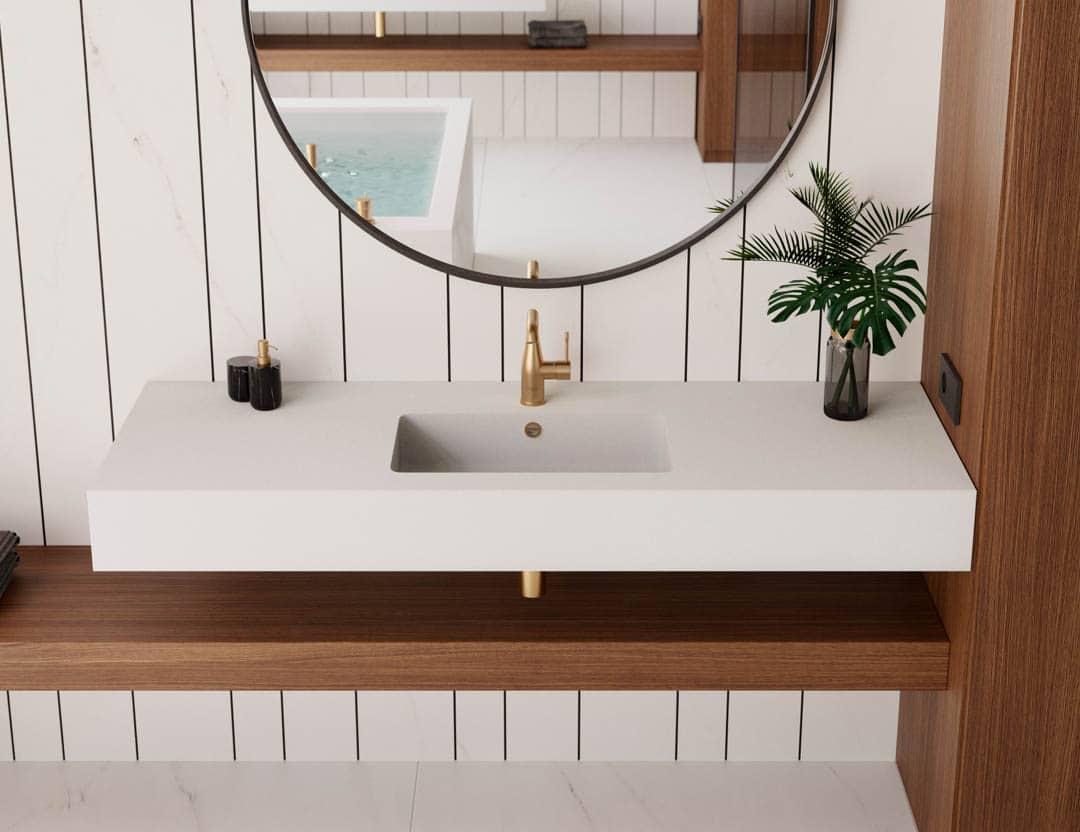 Image of 12 in Silestone   Bathroom worktop - Cosentino