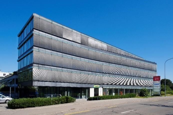 Image of Imagen1 1 in Natürlich Dekton® - Ultrakompakte Oberfläche ersetzt Naturstein als Fassadenbekleidung - Cosentino