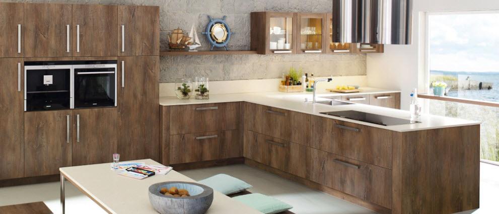 Image of tigris sand kuche silestone 1 in 10 Ideen für eine ordentliche Küche - Cosentino