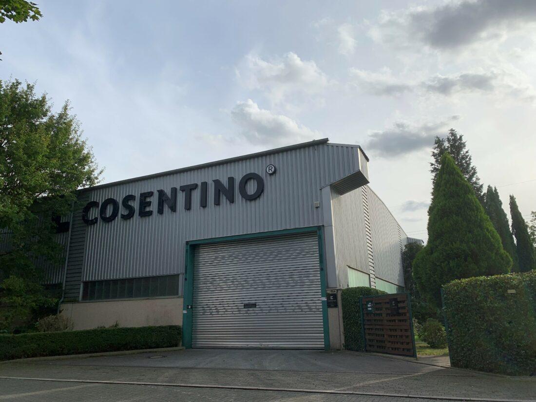 Image of Cosentino Duesseldorf1 in Cosentino Center Düsseldorf mit neuer Führung - Cosentino