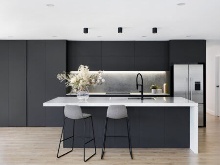 Image of Cosentino 7 Tips for Designing a Modern Kitchen March 01 1 1 in Greenwich Kitchen - A showpiece kitchen for a family who loves to entertain - Cosentino