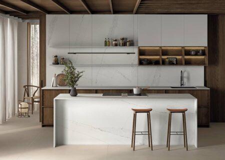 Image of Silestone Kitchen Ethereal Dusk web in Home Cosentino - Cosentino