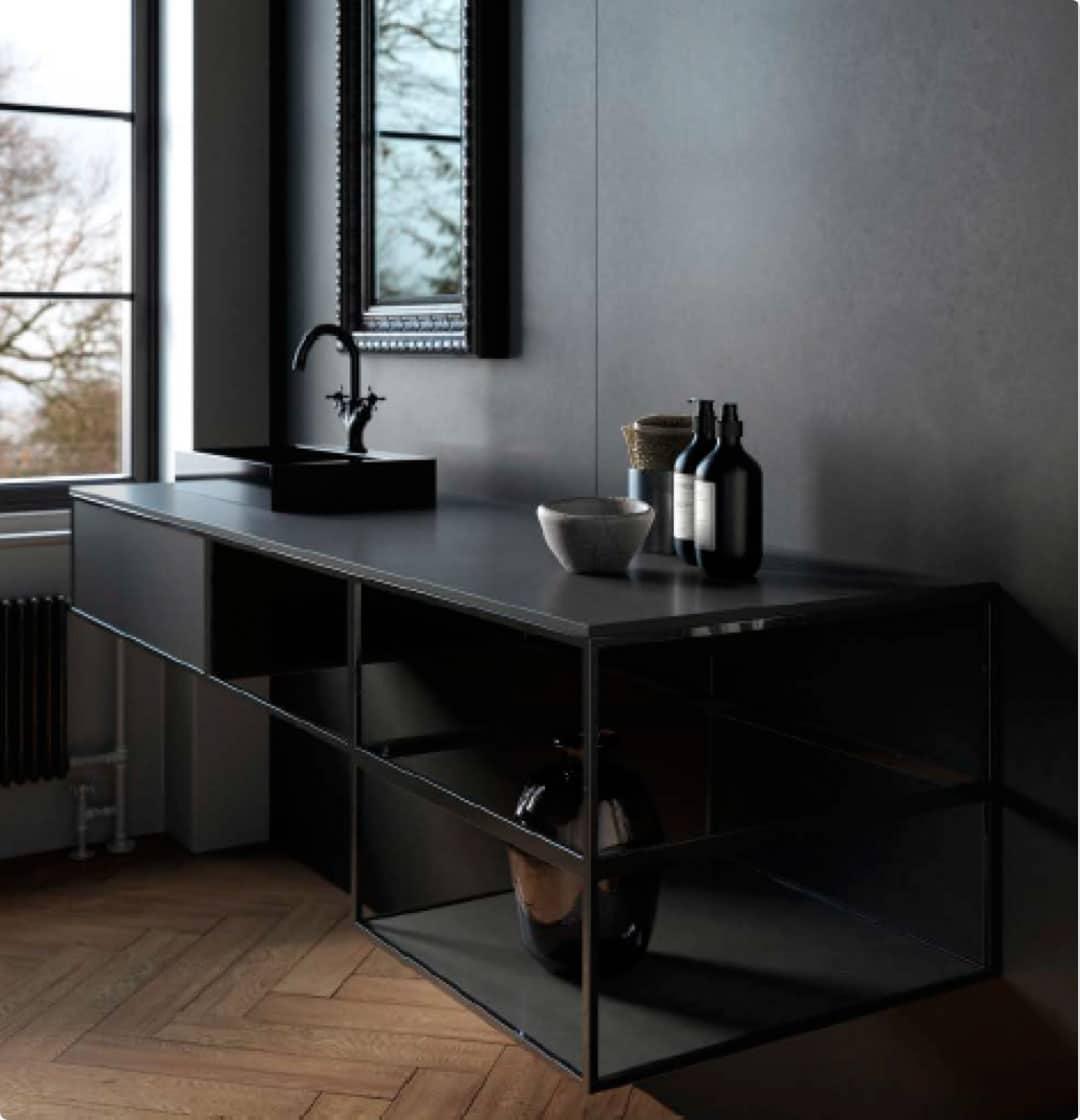 Image of 8 4 in Dekton   Bathroom Worktops - Cosentino
