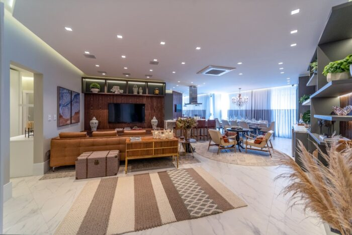An apartment that lives up to the expectations of our most discerning customers