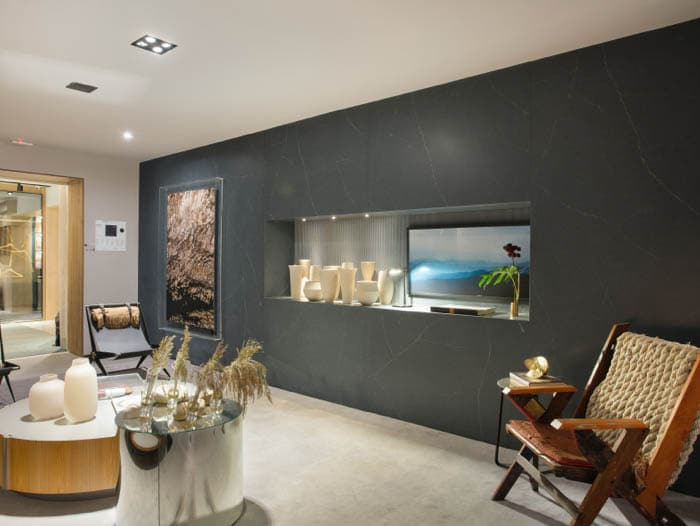 Image of silestone card 1 in Living room - Cosentino