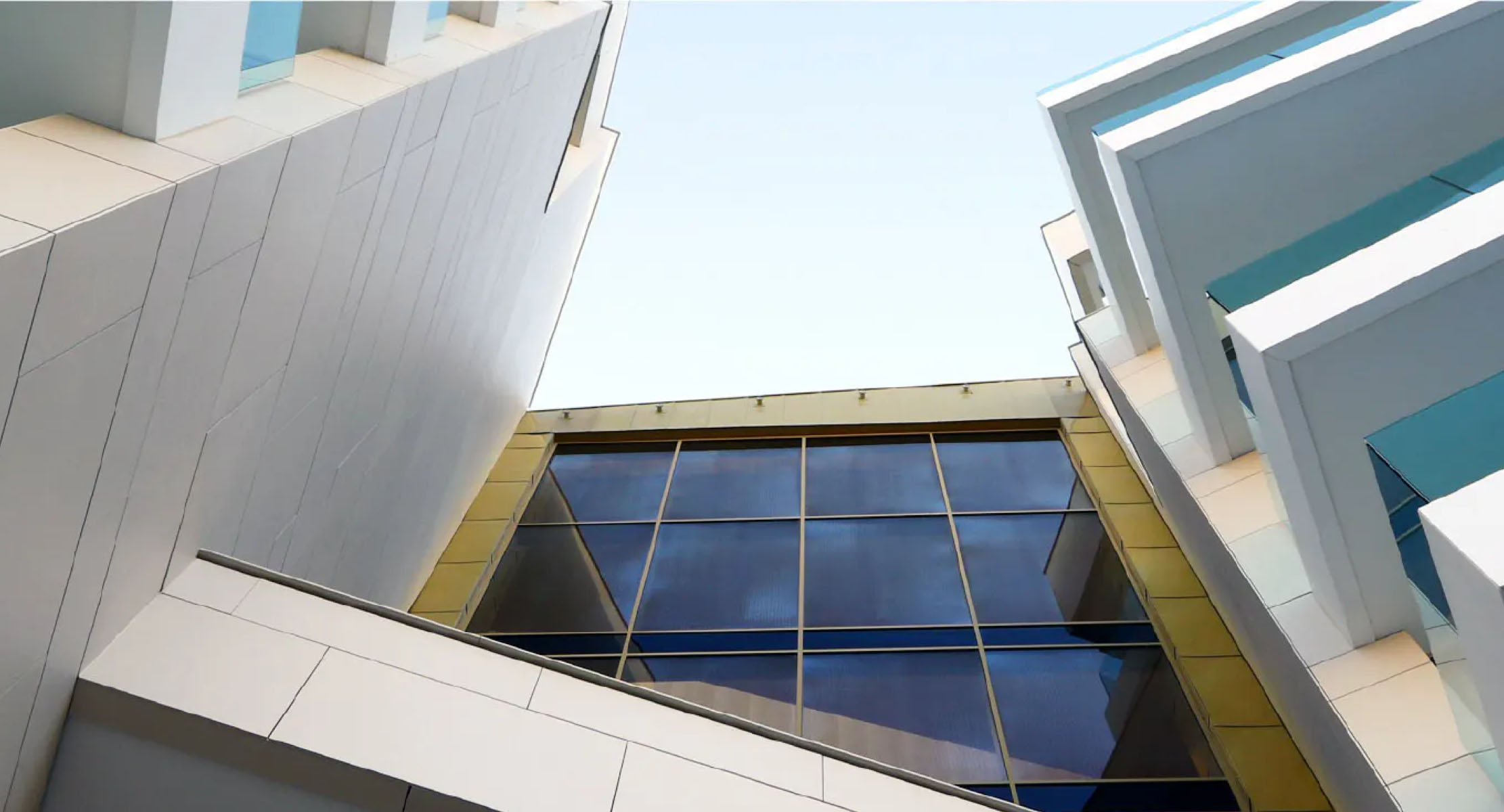 Image of header soluciones in Architectural Solutions - Cosentino