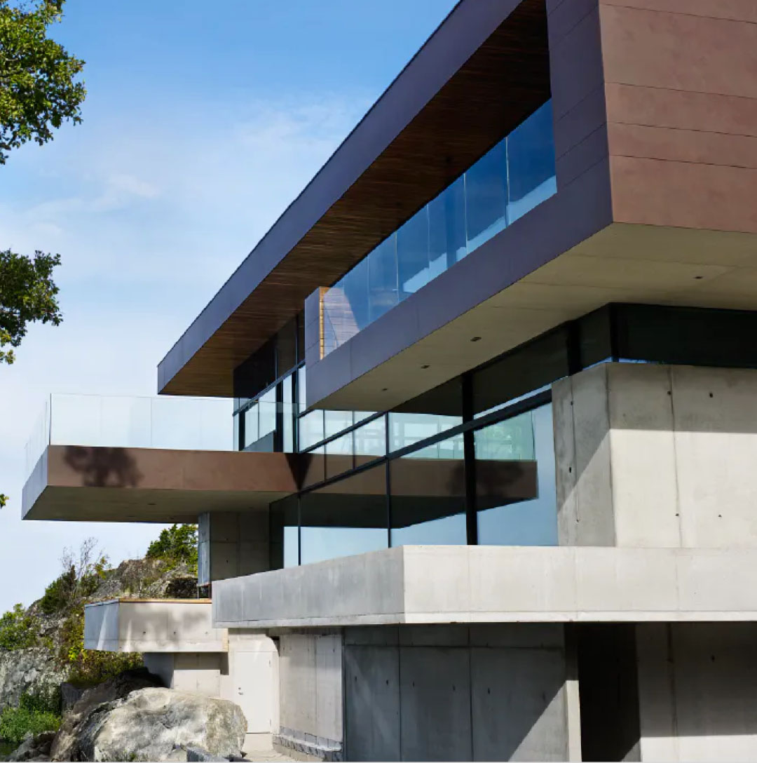 Image of img material perfecto in Facades - Cosentino