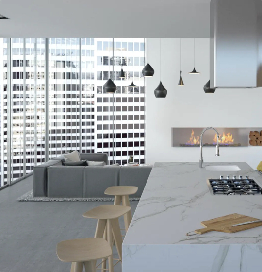 Image of Image 1 Copy in Kitchens - Cosentino
