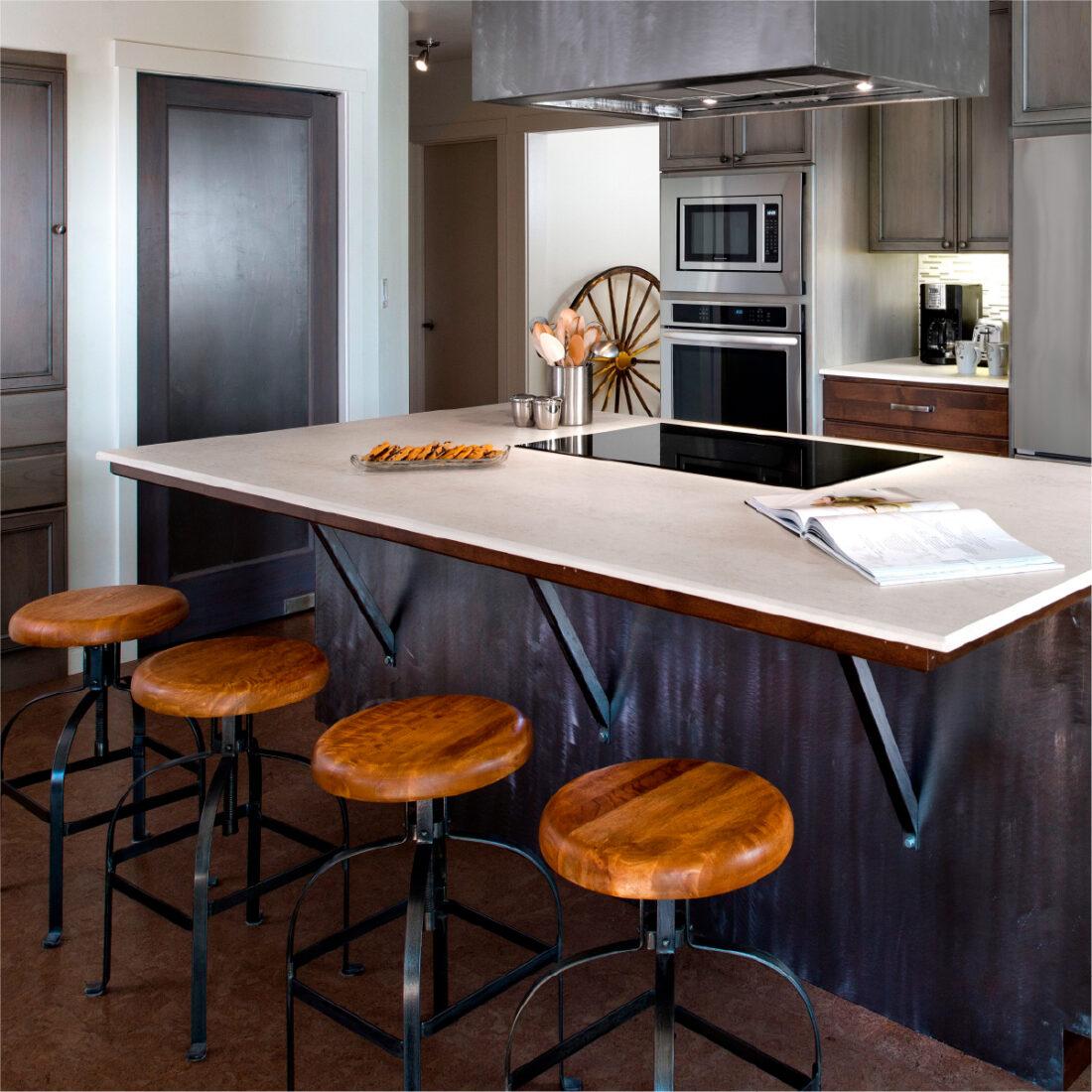 Image of Mesa de trabajo 8@2x 1 in Kitchens - Cosentino