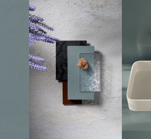 Image of Cala Blue 1 in Introducing Silestone Sunlit Days, Cosentino's first carbon-neutral collection - Cosentino