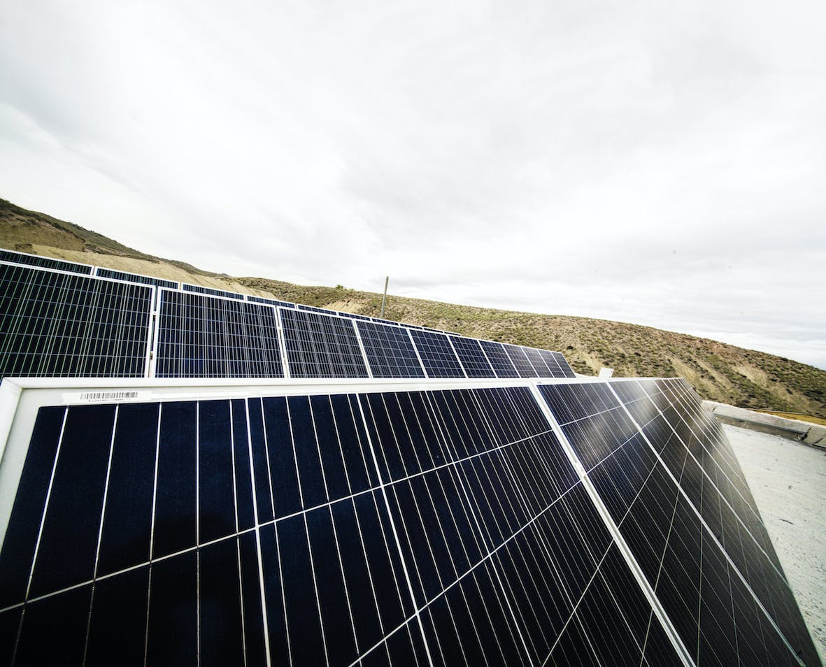 Image of Photo 1 header 1 in Cosentino announces latest plans for construction of new photovoltaic self-consumption plant in Almeria, Spain - Cosentino