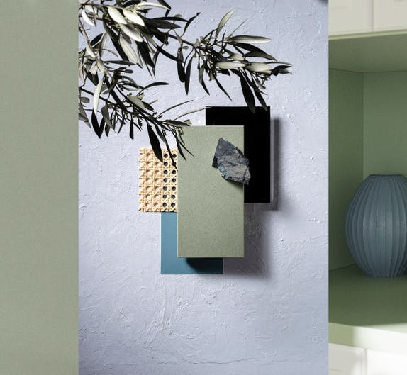 Image of Posidonia Green 1 in Introducing Silestone Sunlit Days, Cosentino's first carbon-neutral collection - Cosentino