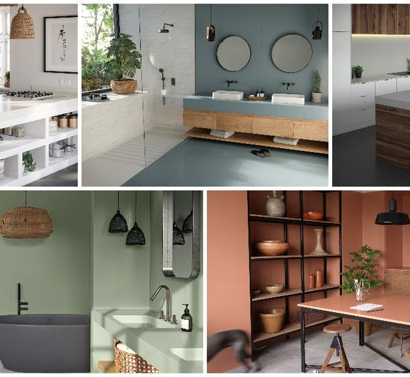 Image of Sunlit Days in Introducing Silestone Sunlit Days, Cosentino's first carbon-neutral collection - Cosentino