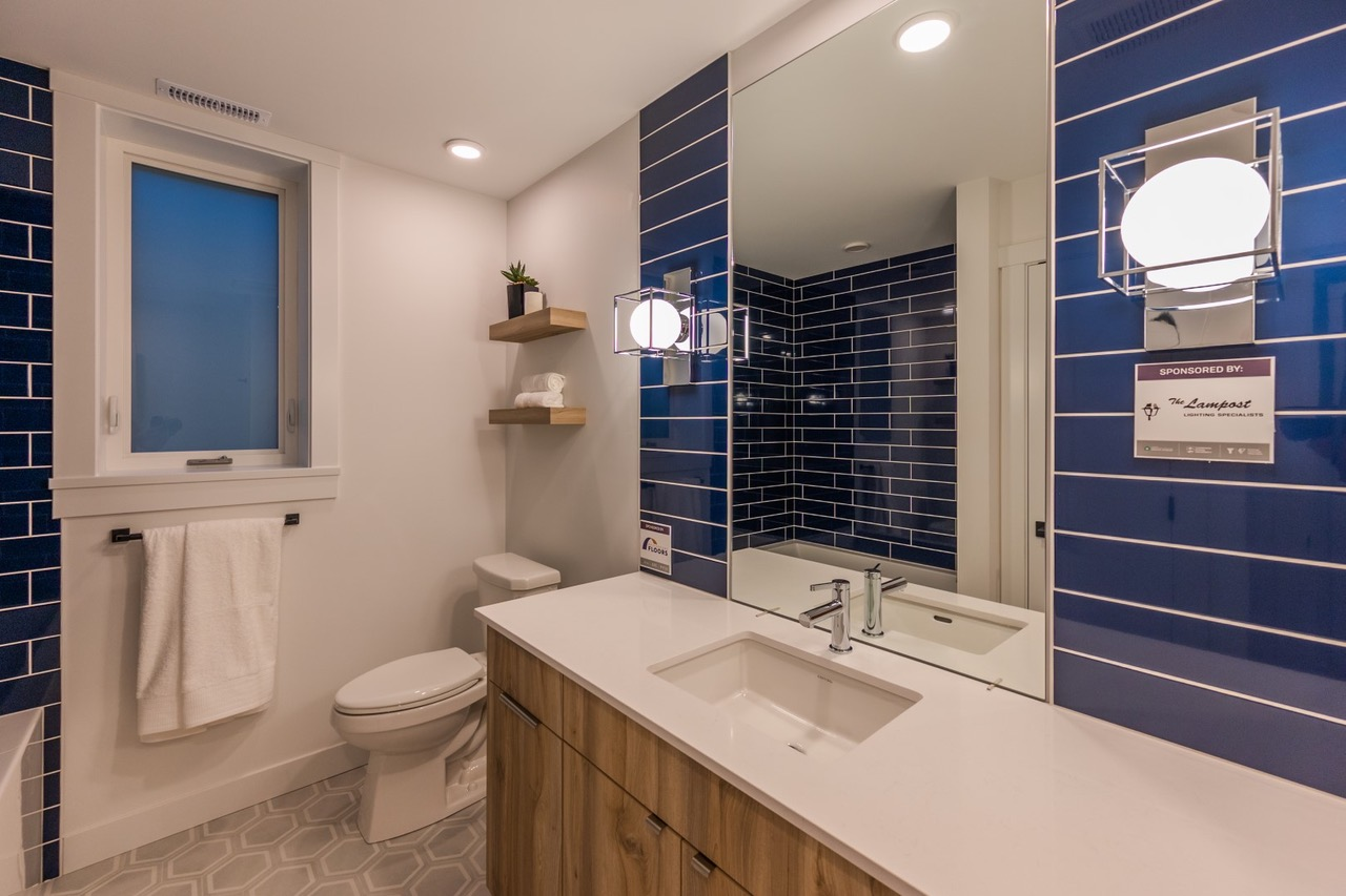 Image of TMP 6537 in Silestone surfaces donated in support of the YMCA Dream Home in partnership with CHBA and TRU School of Trades and Technology - Cosentino