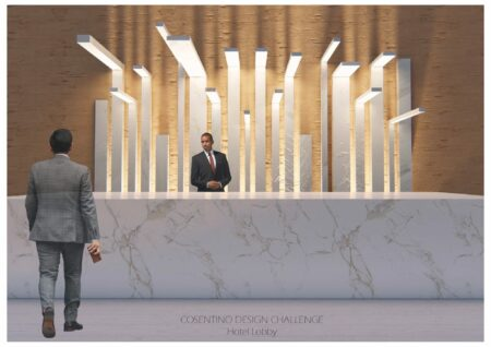 Image of Hotel lobby 2048x1448 3 in Cosentino announces the winners of the CDC15 student competition - Cosentino
