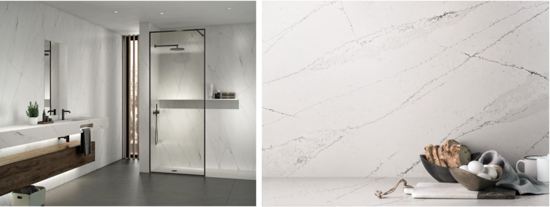 Image of Screen Shot 2021 07 26 at 1.36.34 PM in Silestone® launches new sustainable Ethereal Collection inspired by beautiful natural marble - Cosentino