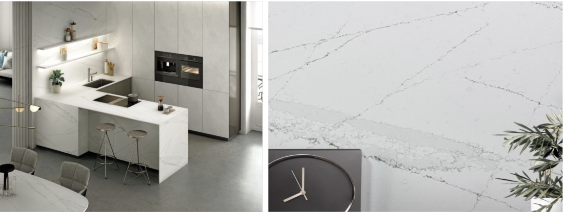 Image of Screen Shot 2021 07 26 at 1.36.43 PM in Silestone® launches new sustainable Ethereal Collection inspired by beautiful natural marble - Cosentino