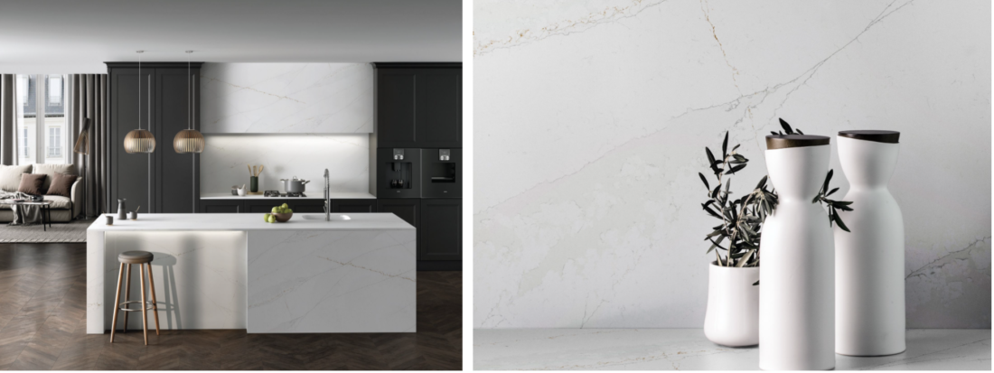 Image of Screen Shot 2021 07 26 at 1.36.51 PM in Silestone® launches new sustainable Ethereal Collection inspired by beautiful natural marble - Cosentino