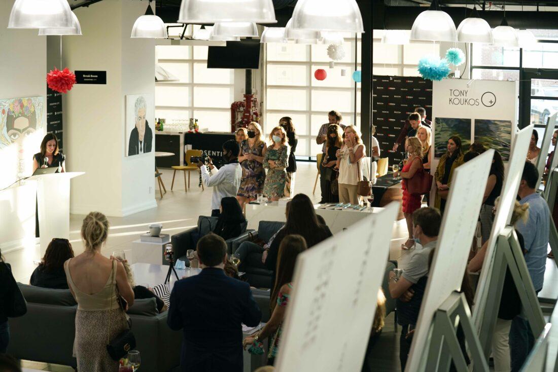 Image of Cosentino 17 in Cosentino Celebrates Silestone's Evolution at Canadian Showrooms - Cosentino