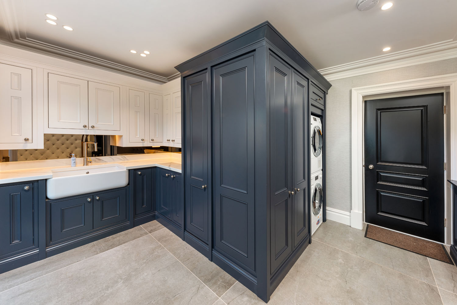 Image of 16 in Dekton Flooring and Kitchen Worksurfaces Add Timeless Elegance to This Classic Family Home - Cosentino