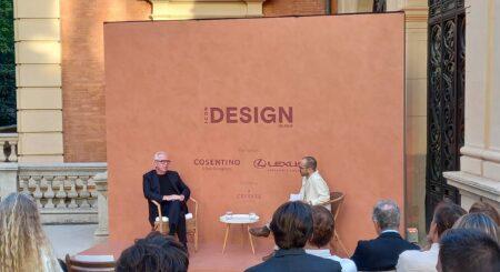 Image of David Chipperfield y Daniel García Evento ICON Design escenario Dekton by Cosentino web scaled 1 in Home Cosentino - Cosentino