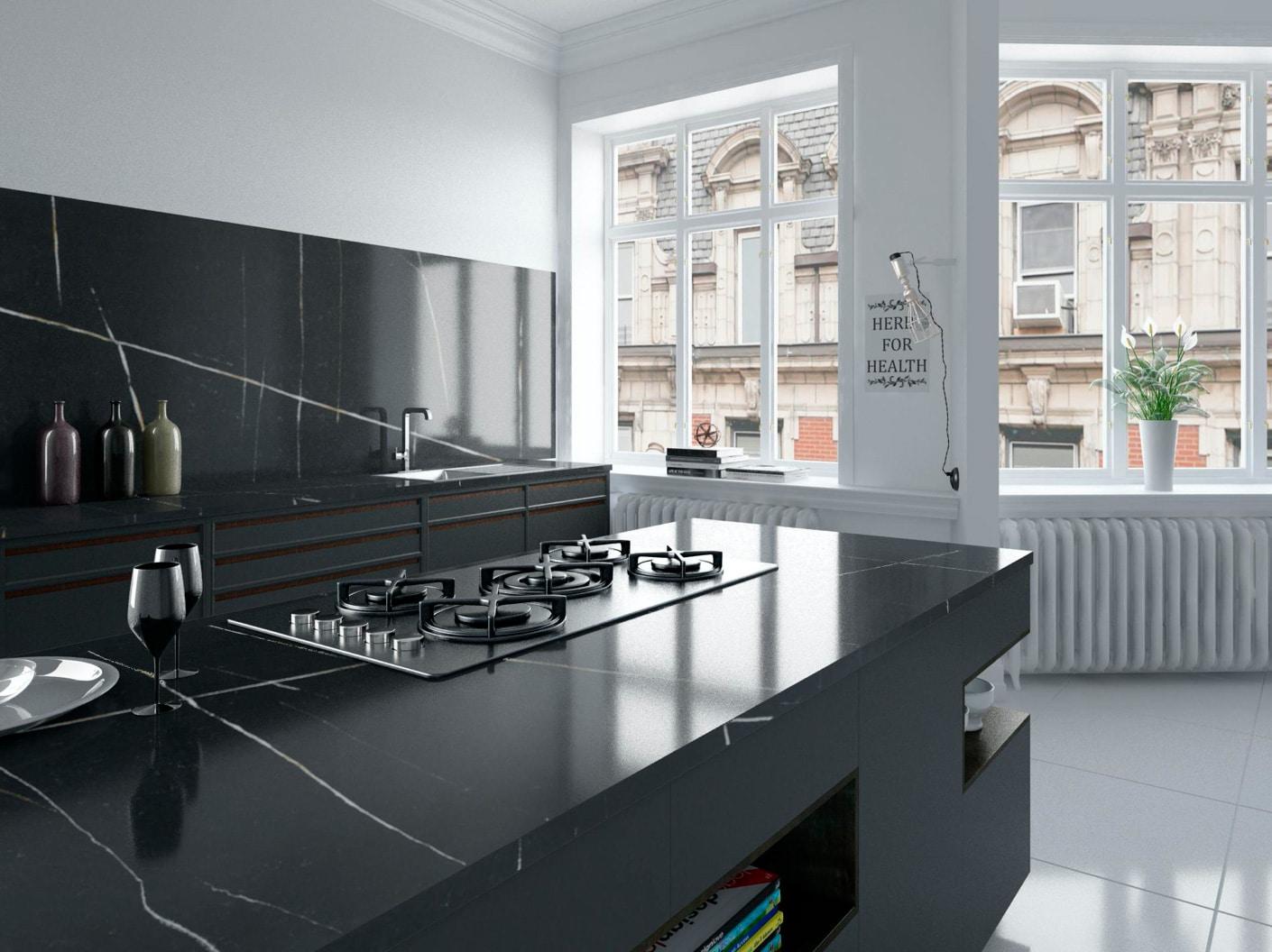 Image of 5 in Dekton   Kitchen countertops - Cosentino