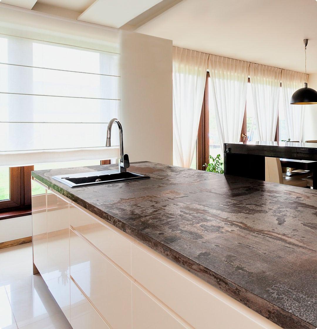 Image of 9 4 in Dekton   Kitchen countertops - Cosentino
