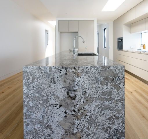 stain-resistant protected natural stone