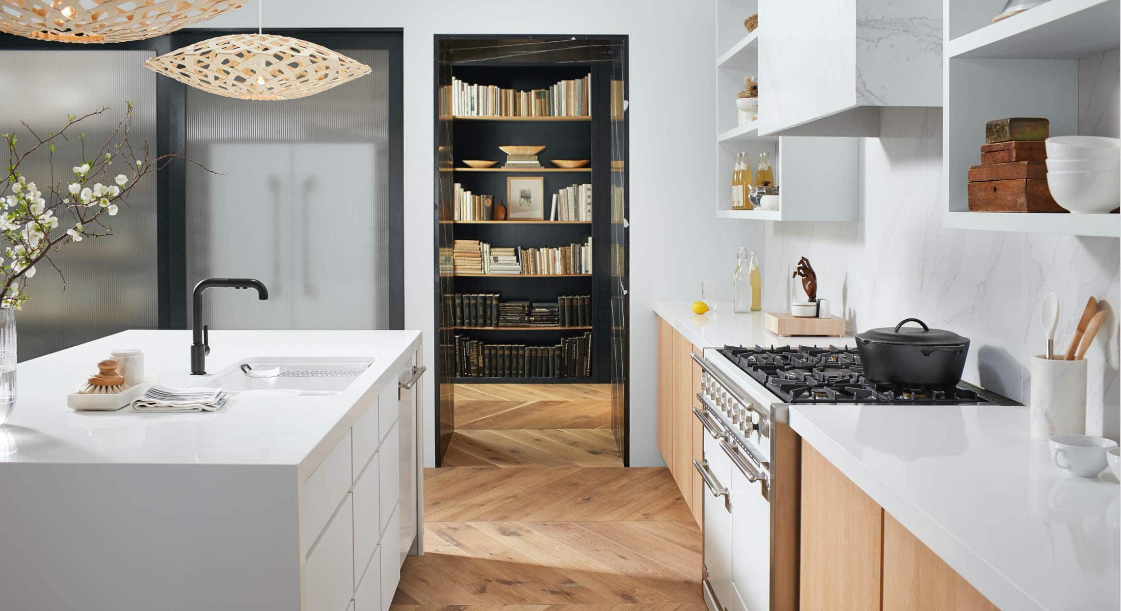 Image of large cocinas in Kitchens - Cosentino