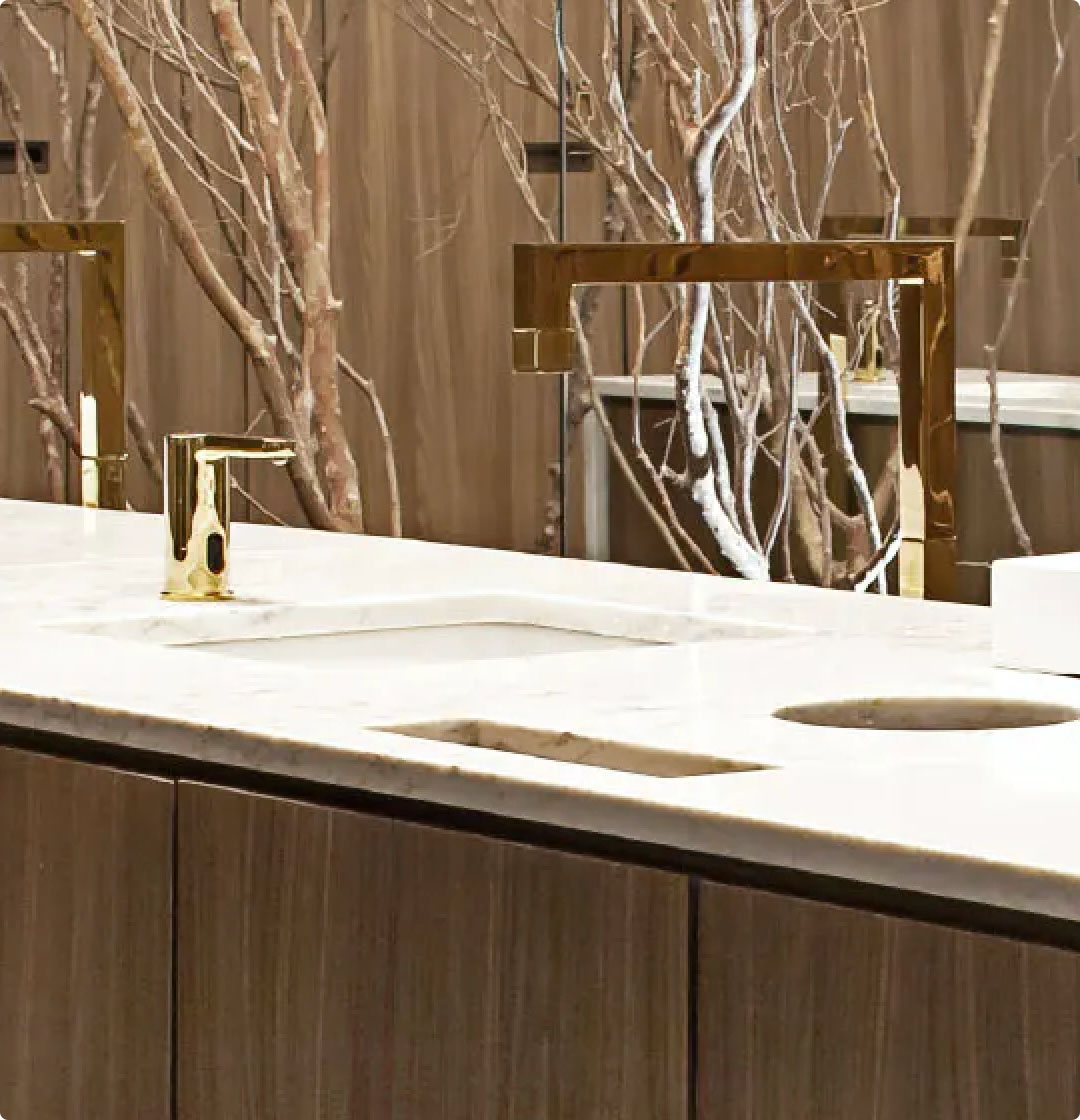 Image of Img cabecera Baños Reformas in Bathroom Remodelings - Cosentino