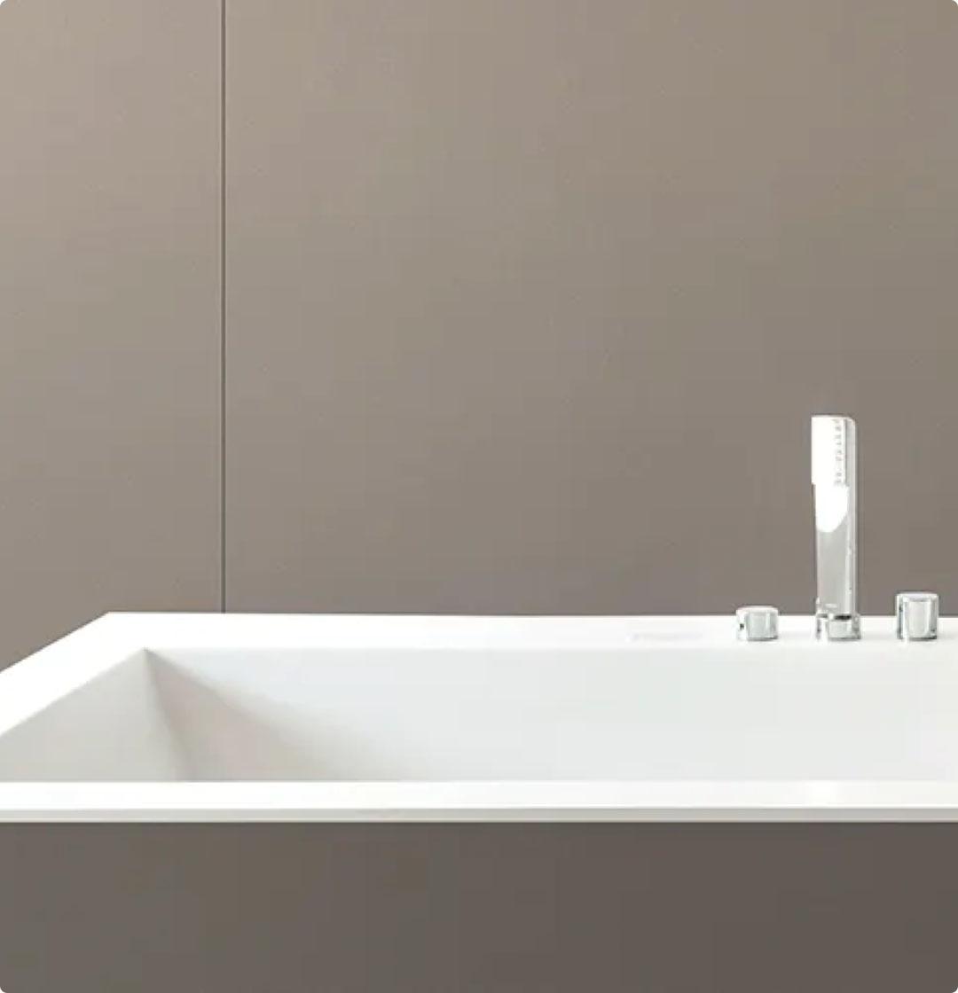 Image of Img cabecera Baños Revestimientos in Bathroom claddings - Cosentino