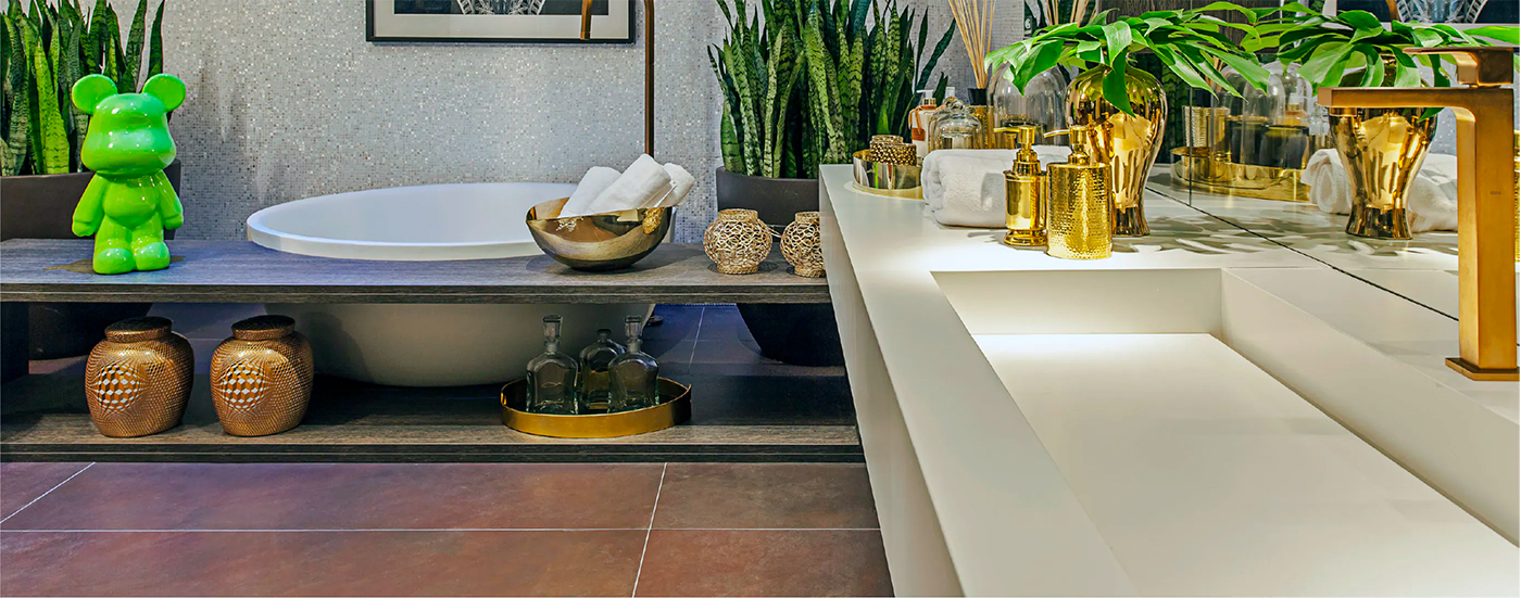 Image of IMG in Bathrooms - Cosentino