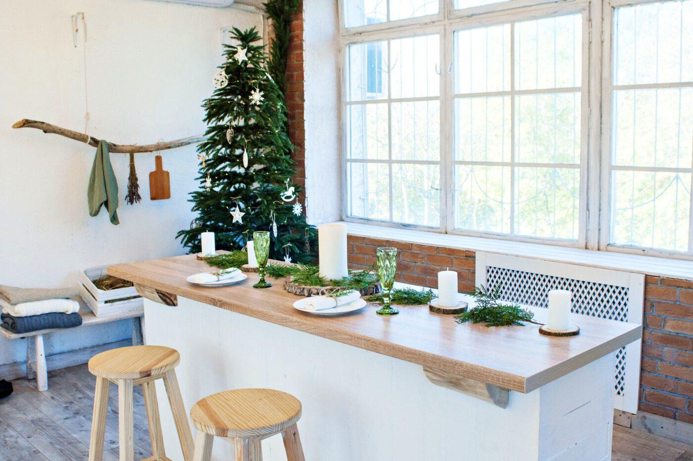 Decoración navideña en tu cocina: las ideas más creativas