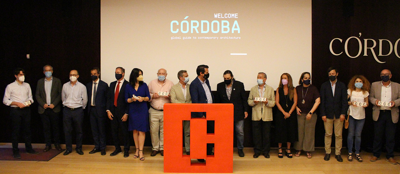 """Foto de famlia frontal La arquitectura contemporánea de Córdoba se incorpora a la """"C-guide"""" Cosentino España"""