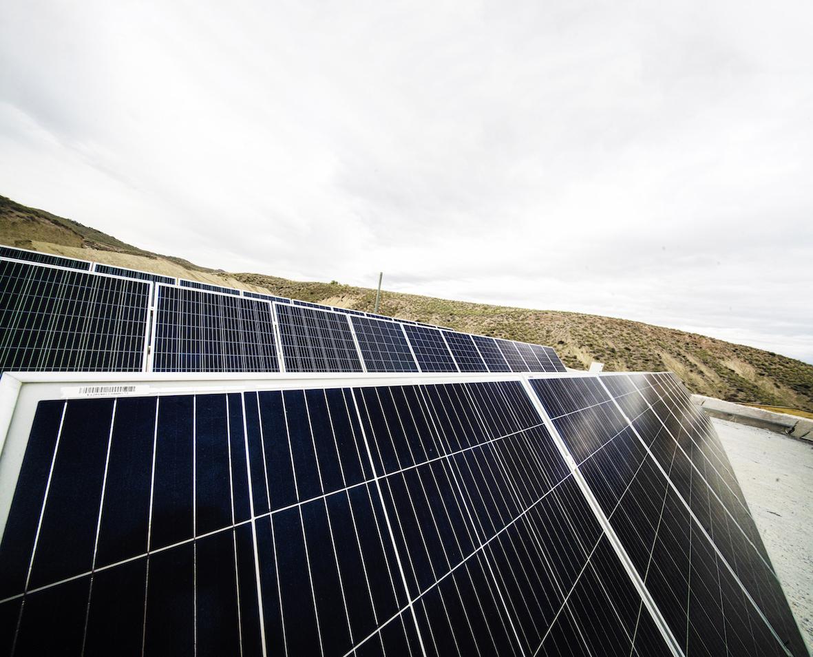 Placas Solares Cosentino Cosentino activa la mayor instalación fotovoltaica de autoconsumo de España Cosentino España