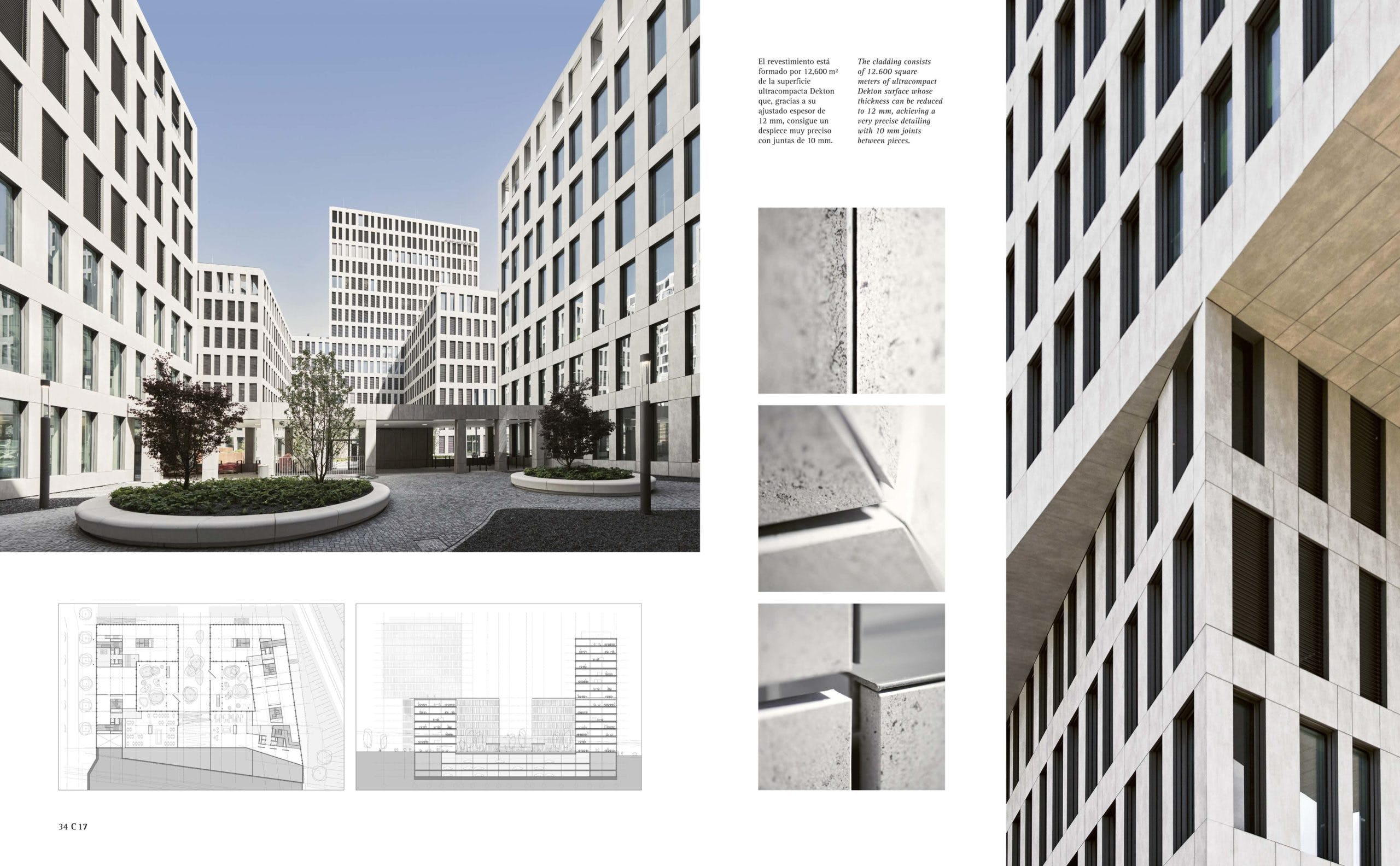 """Image of C17 034 035 Kap West by Wiel Arets in Munich lr 1 scaled 1 in """"C 17 - Architecture & Everything Else"""" - Cosentino"""