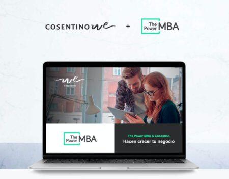 "Image of Cosentino We ThePowerMBA 1 in ""Cosentino We"", la nueva comunidad global para profesionales - Cosentino"