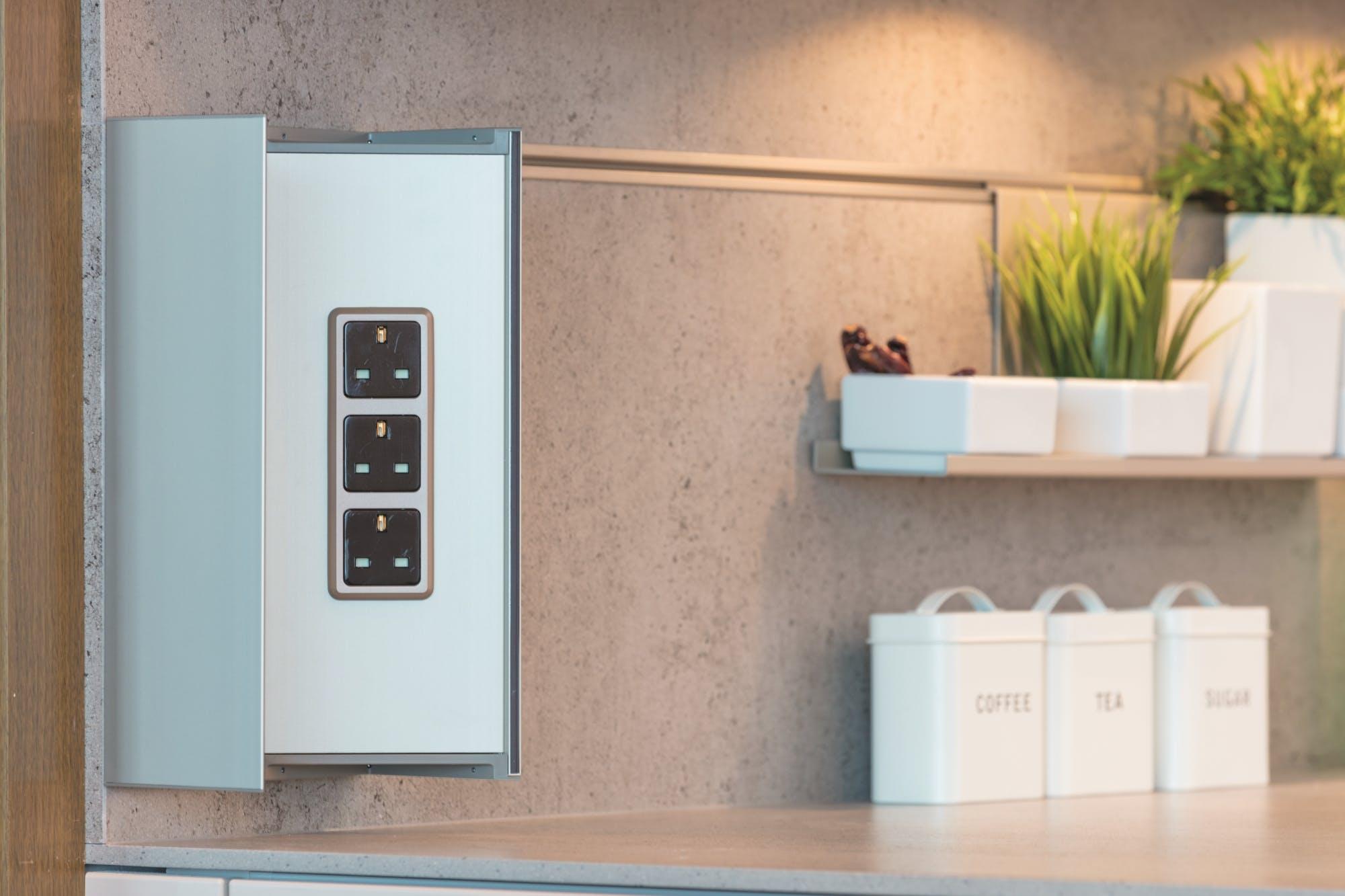 Image of MHfinal in La cocina futurista de Oliver Goettling: diseño y funcionalidad en un espacio mínimo - Cosentino