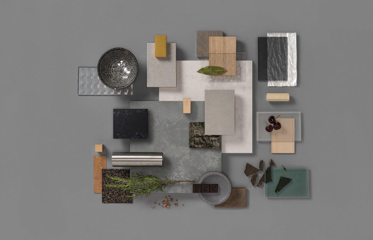 "Image of Moodboards Silestone Loft in Cosentino presenta ""Silestone® Loft"" - Cosentino"