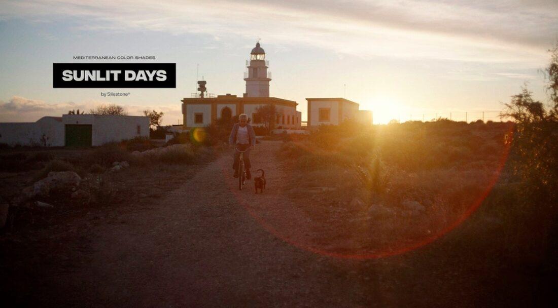 Silestone® mira hacia sus raíces con su campaña Sunlit Days