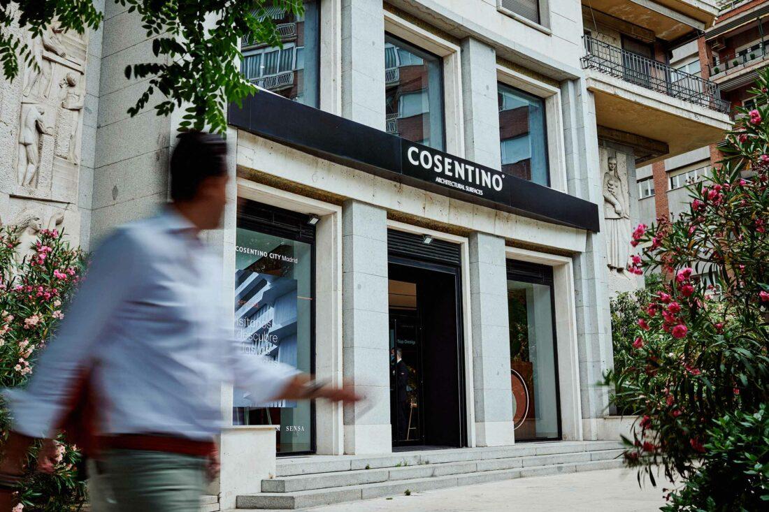 Cosentino City 2.0 en Madrid
