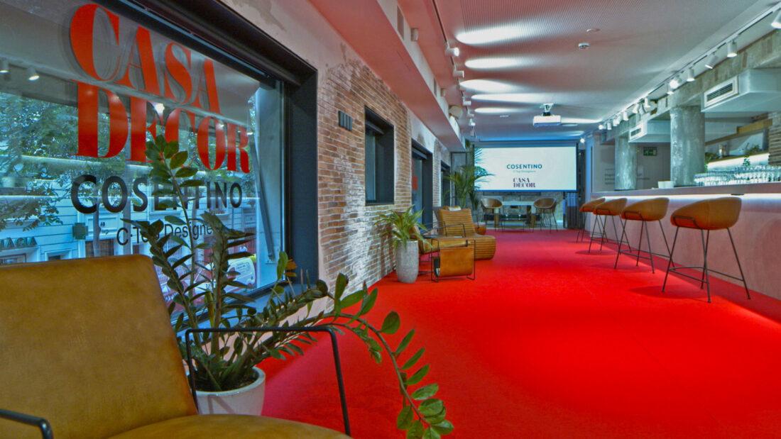 Cosentino City Barcelona y Casa Decor celebran un encuentro con profesionales Top