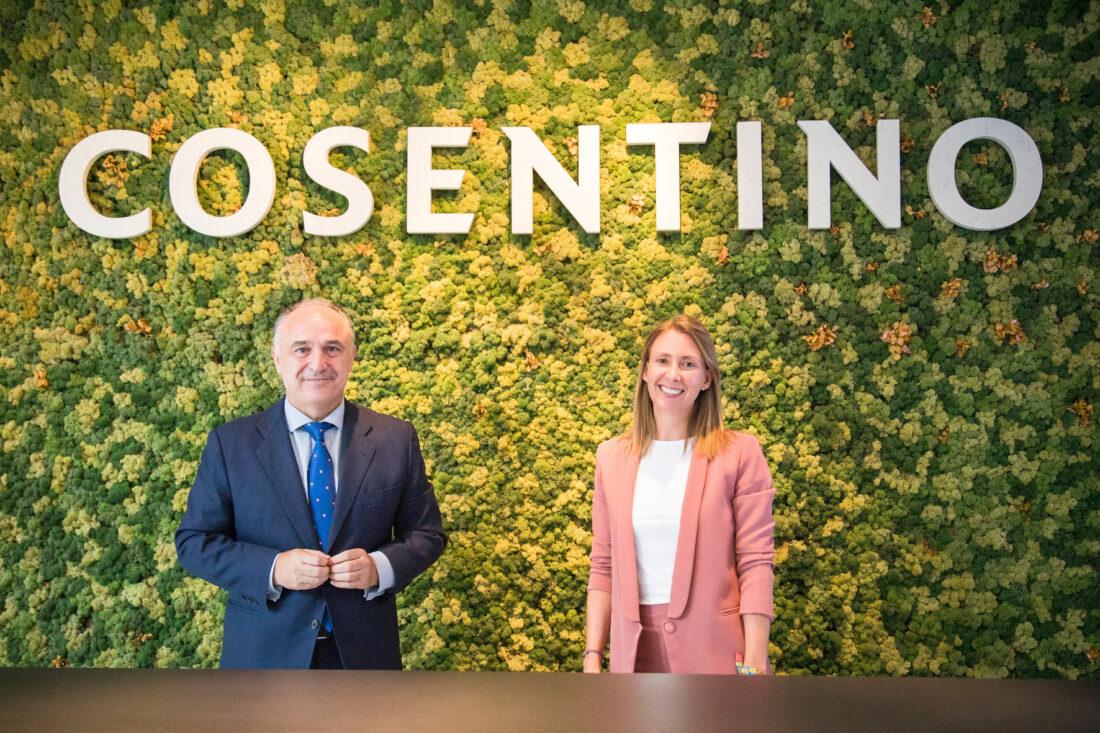 Pilar Martínez-Cosentino, ganadora en Andalucía Oriental de los Premios Mujer Empresaria CaixaBank 2021
