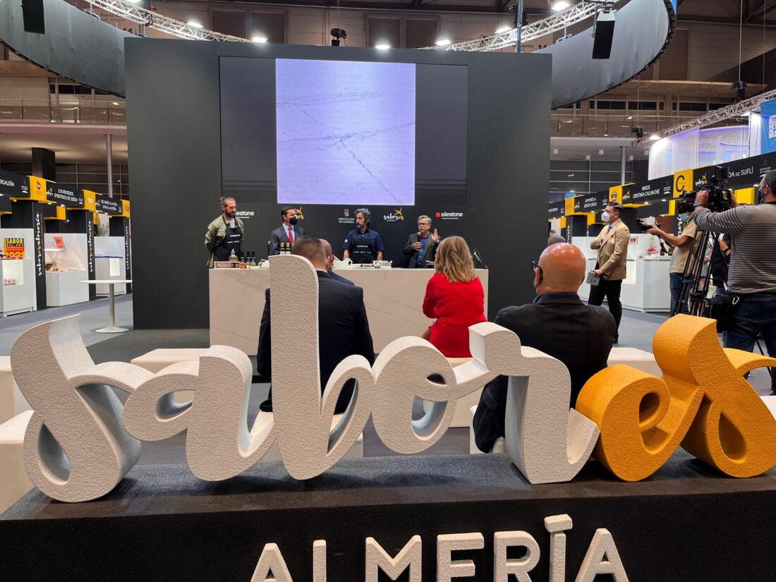 """Silestone® by Cosentino con """"Sabores Almería"""" en Salón Gourmets 2021"""